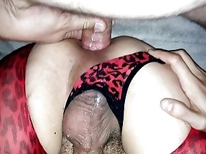 Daddy up in myy raw ass bareback againn !